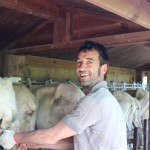 Cheese producer in Casentino, Tuscany